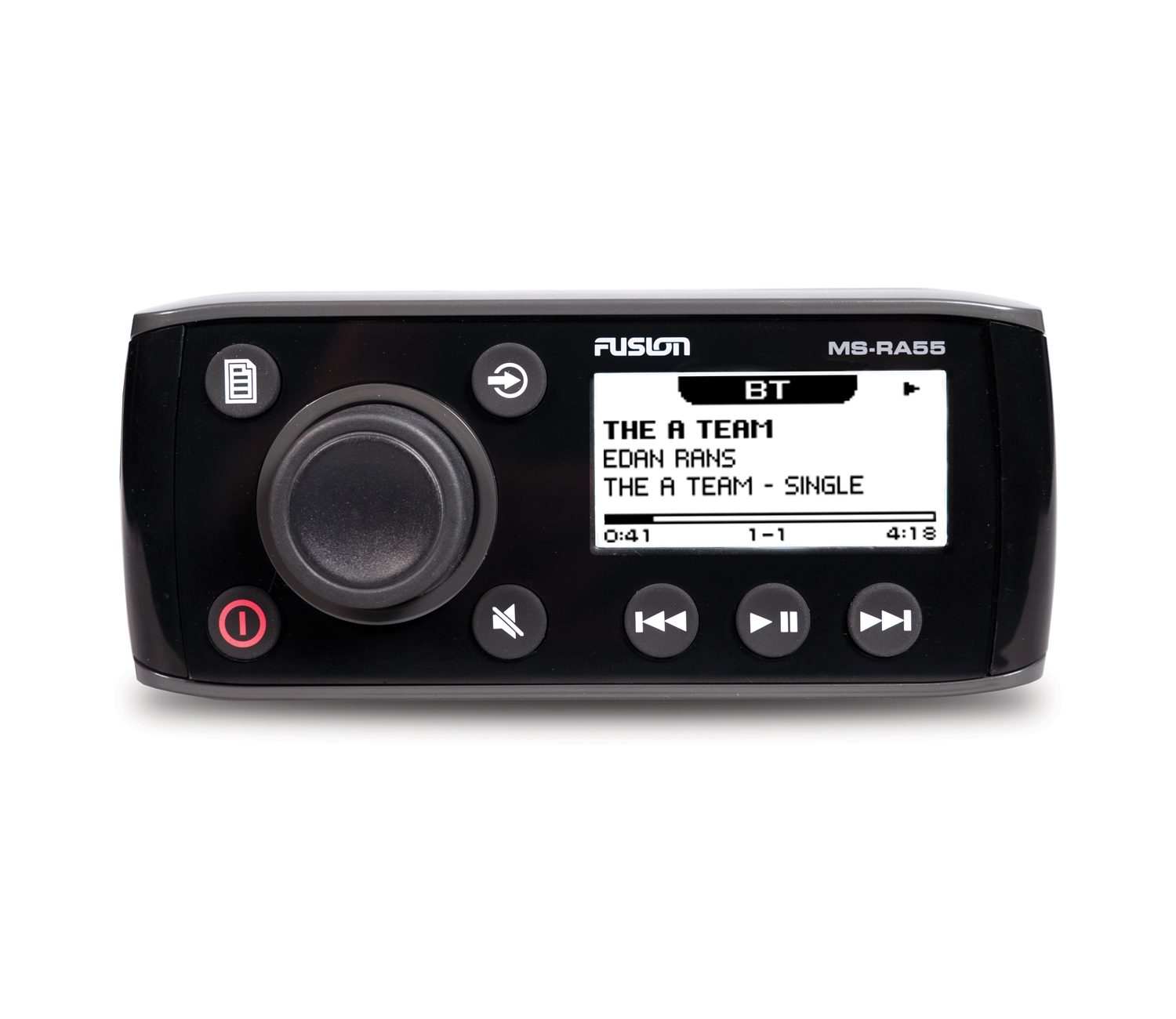 Fräscha Fusion 55 marine stereo - Comstedt NA-44