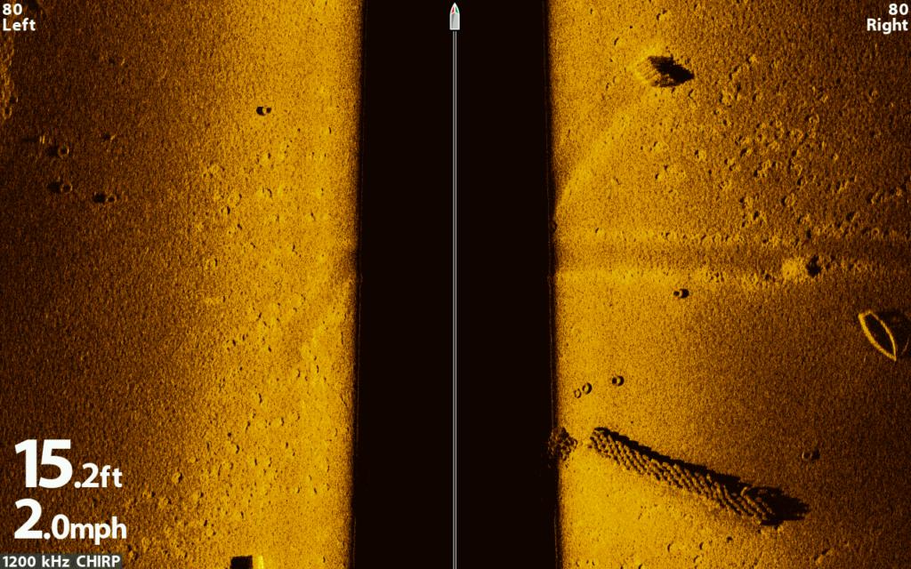 Humminbird Mega Imaging Tar Megahertz Till Ekolod